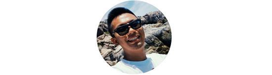 学员:尹航,22岁,北京电影学院