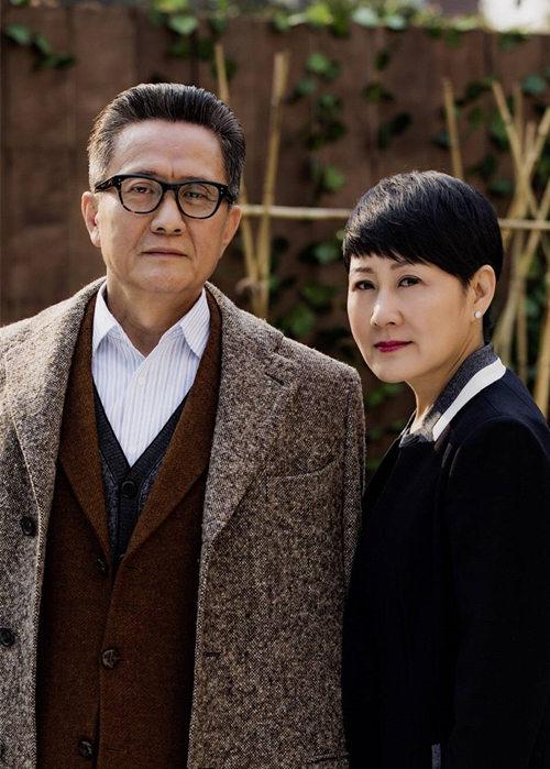 凯丽与张志坚