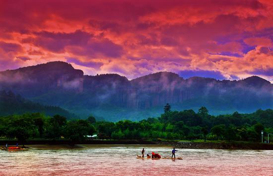 龙虎山 摄影:胡江桥