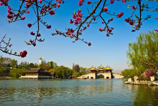 瘦西湖 摄影:陈建新
