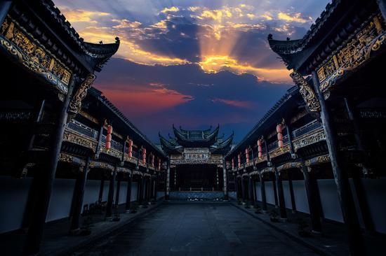 泰宁 摄影:朱少明