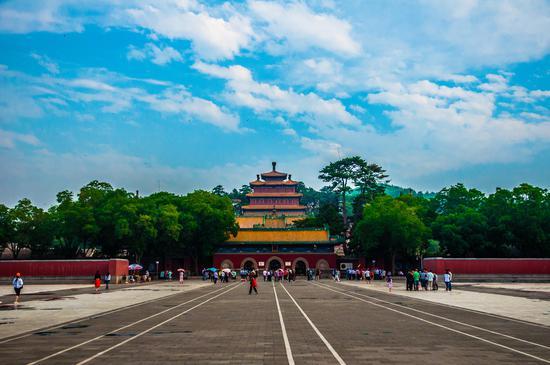 普宁寺 摄影:王俊杰