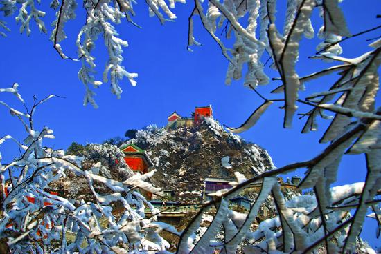 武当山 摄影:杨广峰