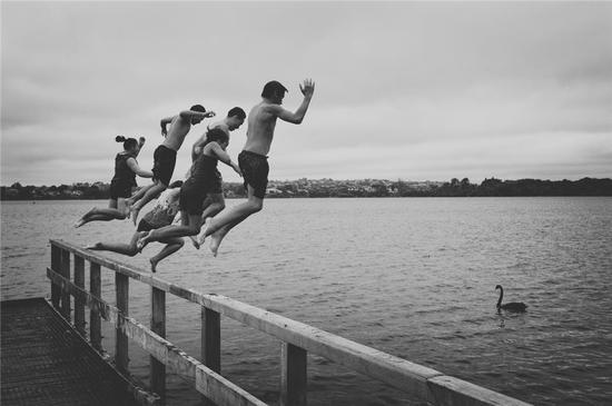 征稿作品展    Rick Lin-我们的夏天