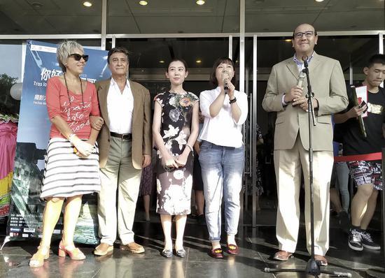 墨西哥驻华大使馆与努比亚公益基金会共同启动本次大赛