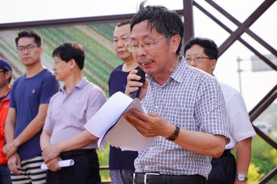 农业部农产品加工局、围场满族蒙古族自治县委常委、副县长曹广明先生