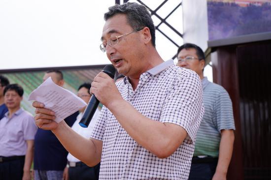 承德硒缘功能马铃薯科技开发有限公司董事长丁明亚先生