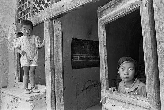 1991年陕西佳县