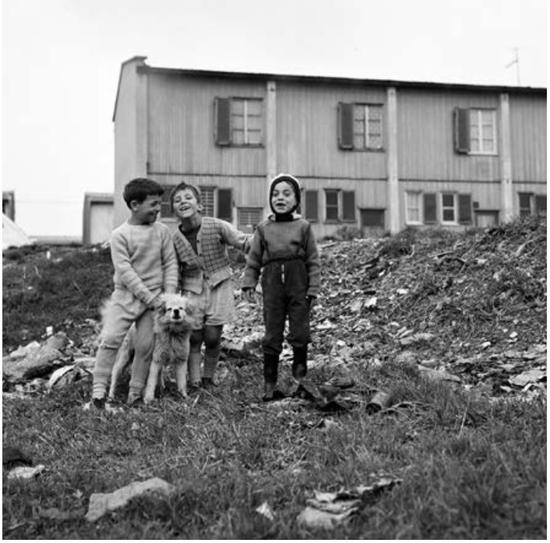 Periphery landscape 1961