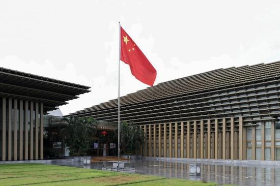 曼谷中国文化中心广场