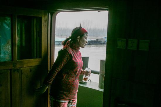 姜涛《京杭大运河》