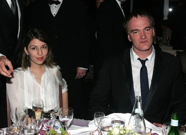 昆汀曾与《迷失东京》的女导演索菲亚·科波拉恋喜欢。
