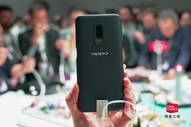 搭载10倍混合光学变焦的OPPO手机