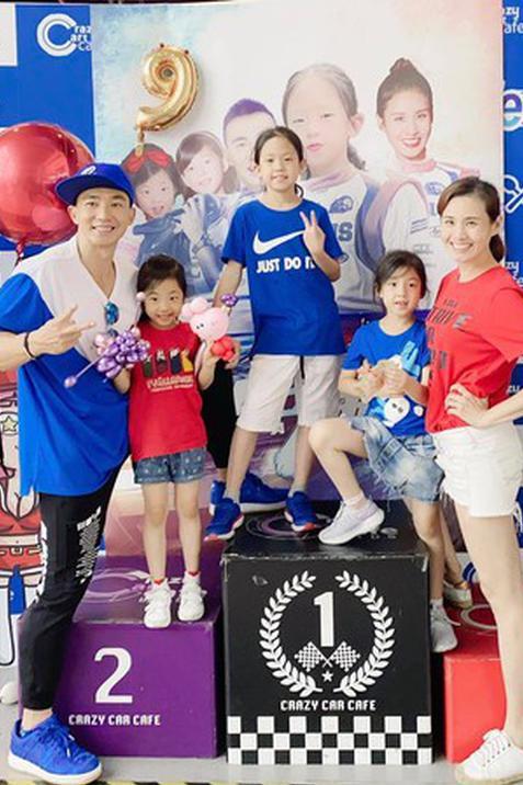 刘畊宏九岁儿子留长发 撑3年不剪的温馨原因曝光