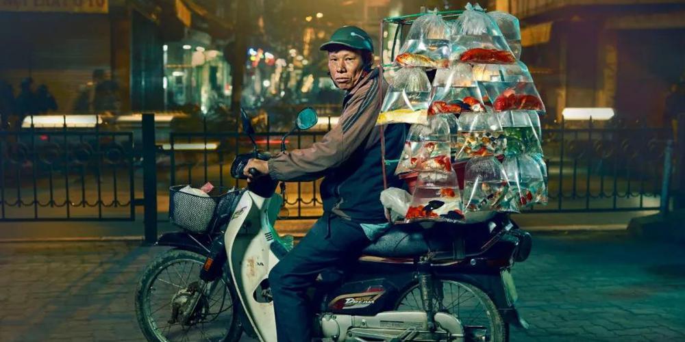 LensCulture2020肖像奖结果公布 三位中国摄影师入围