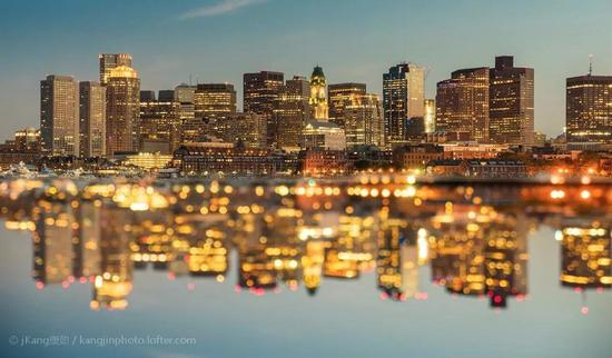《波士顿的夜晚》