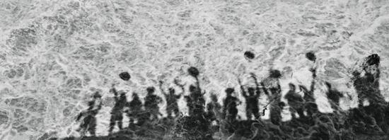 于德水,《大河万岁》,1985