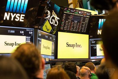 网红Kylie Jenner一句话 Snapchat市值蒸发13亿美元
