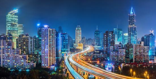 城市之光-江元冰