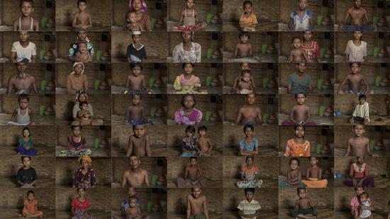 "张乾琦,""缅甸-背叛承诺""(The Promise Betrayed)视频截图,2017© Magnum Photos | Chien-Chi Chang"
