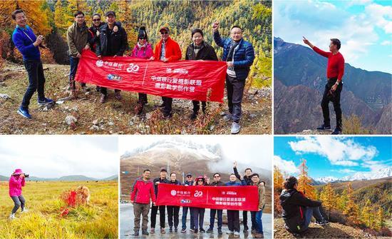 摄影教学创作营-云南
