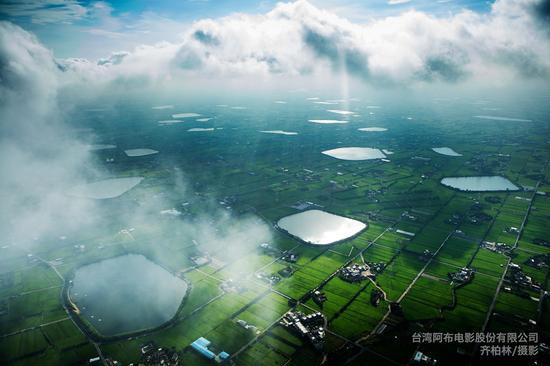 内页图:桃园埤塘-云影