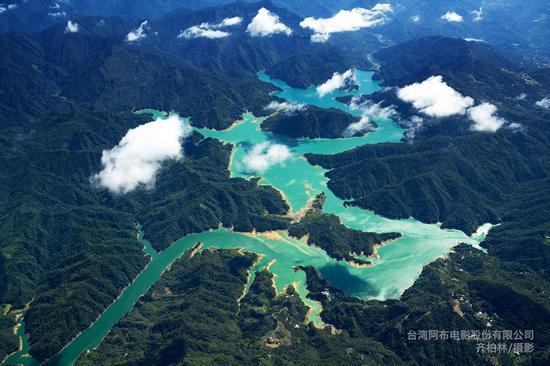内页图:新北市-翡翠水库北势溪