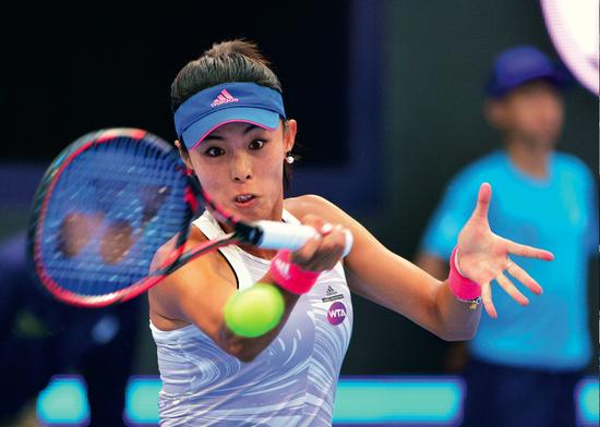 中网比赛日 摄影:杨林