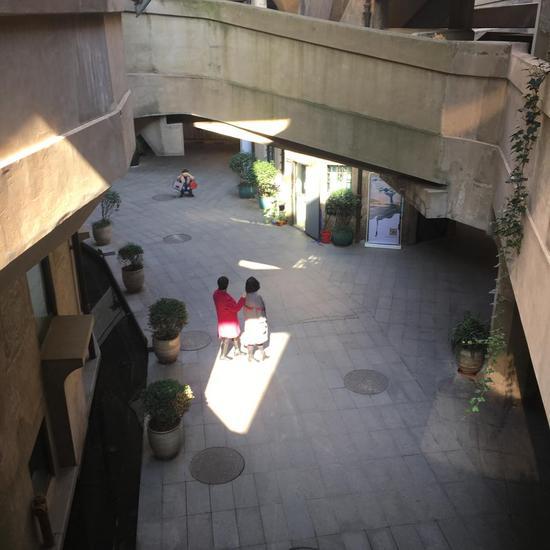 1933老场坊原是上海工部局宰牲场。
