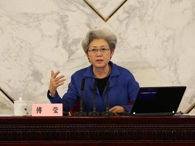 傅莹谈中国威胁论:中国从未伤害过任何国家