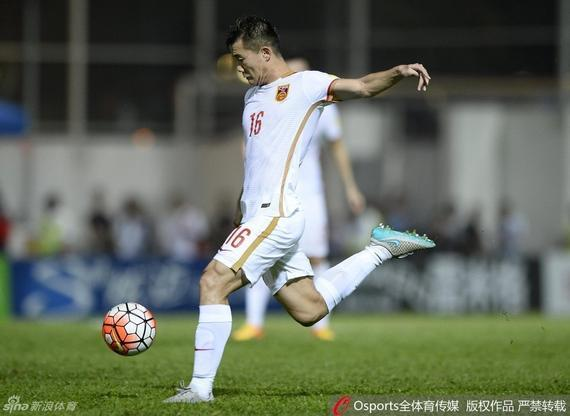 世预赛-国足4中框+遭门线误判 0-0香港出线渺茫
