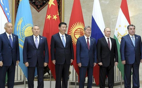 习近平将集体会见上合成员国总理