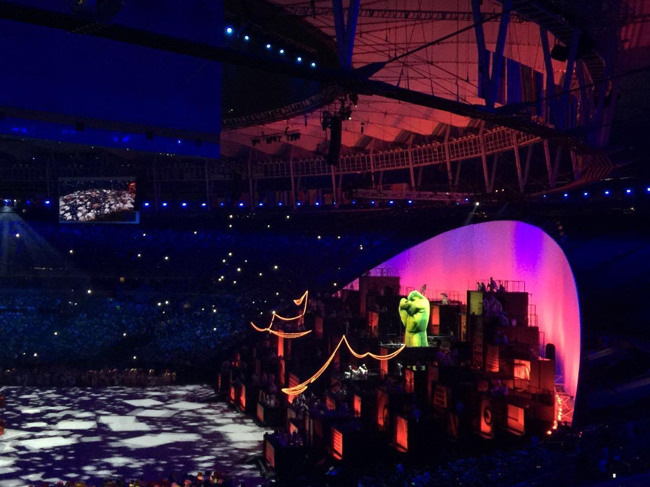 速来围观!里约奥运今日开幕 开幕式流程全公布