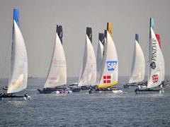 """""""海上F1""""28日浮山湾打响 7支船队上演速度激情"""