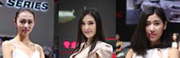 2014第三届山东国际车展车模高清图集