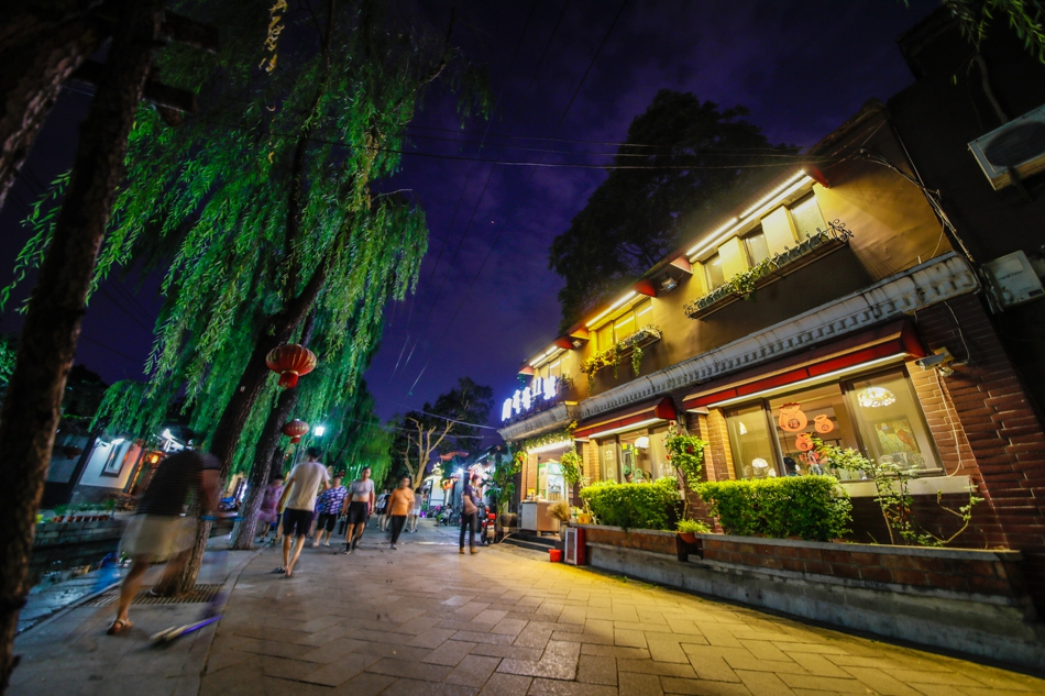 济南老街:不可错过的打卡之地