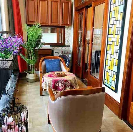 亲和源·青岛老年公寓室内环境