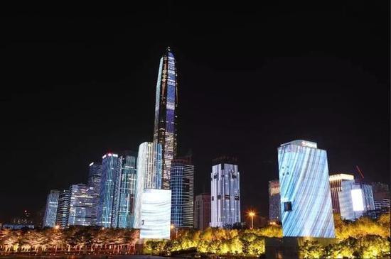 深圳平安金融大厦