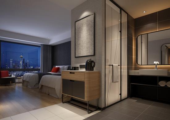 新派酒店定位,引领新时代生活方式