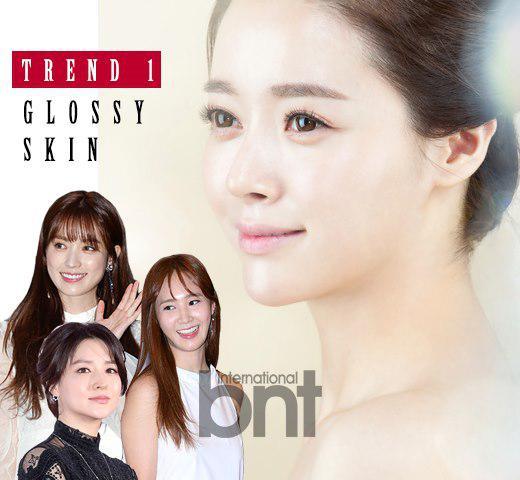 在过去,女性们都梦想拥有白皙、无瑕的肌肤。但近几年的韩国,女性们认为充满光泽的无瑕肌肤,才是好肤质的表现。