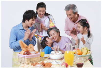 假期携臻多美为父母送去一份健康