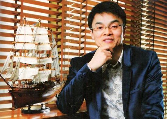 景域集团董事长、驴妈妈旅游网创始人 洪清华