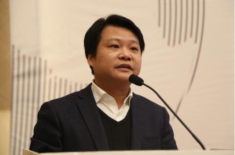 *名医主刀高级副总裁 李名伟发表主题演讲