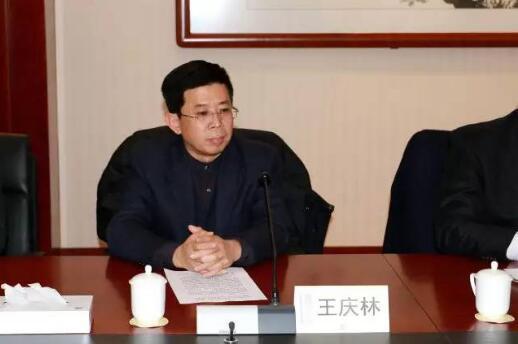 山东省福利彩票发行中心副主任 王庆林