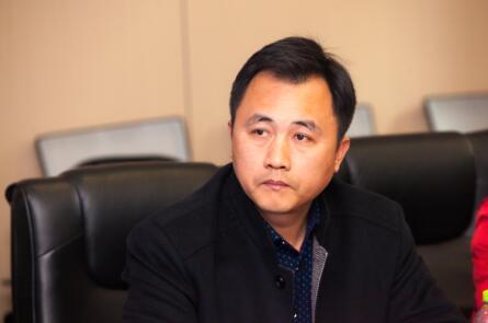 南京市民政局点将台福利院院长 孙毅