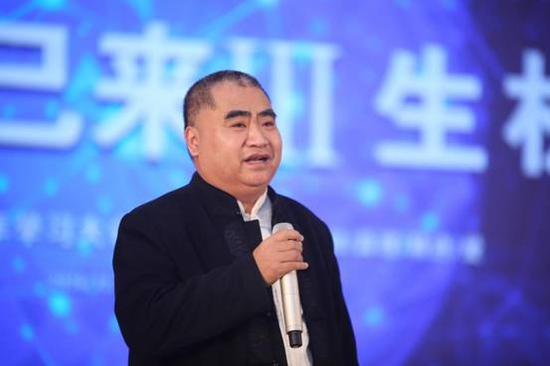 ——张良(泸州老窖集团董事长)