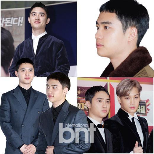 2016年,韩流天团EXO成员D.O.、亦是演员都暻秀过得比谁都繁忙,演技备受认可的他日后将会让演员这个身份更加出彩。