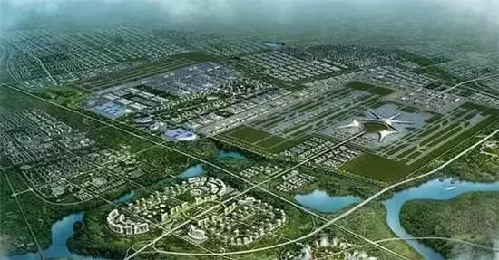 △青岛新机场步入全面建设阶段,青岛胶东临空经济示范区进入国家战略。