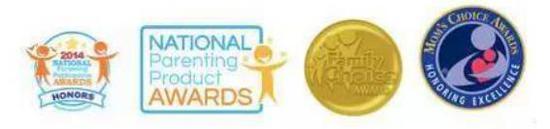 2008年 美国迪士尼育儿媒体最佳产品奖