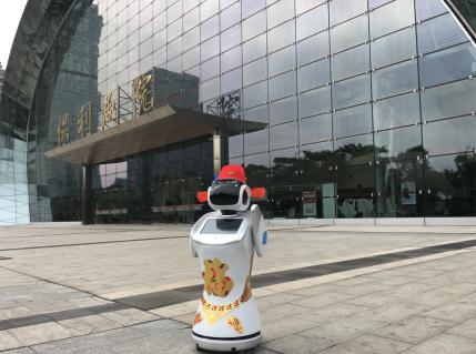 智能化机器人入局,开启鸡年新春送红包